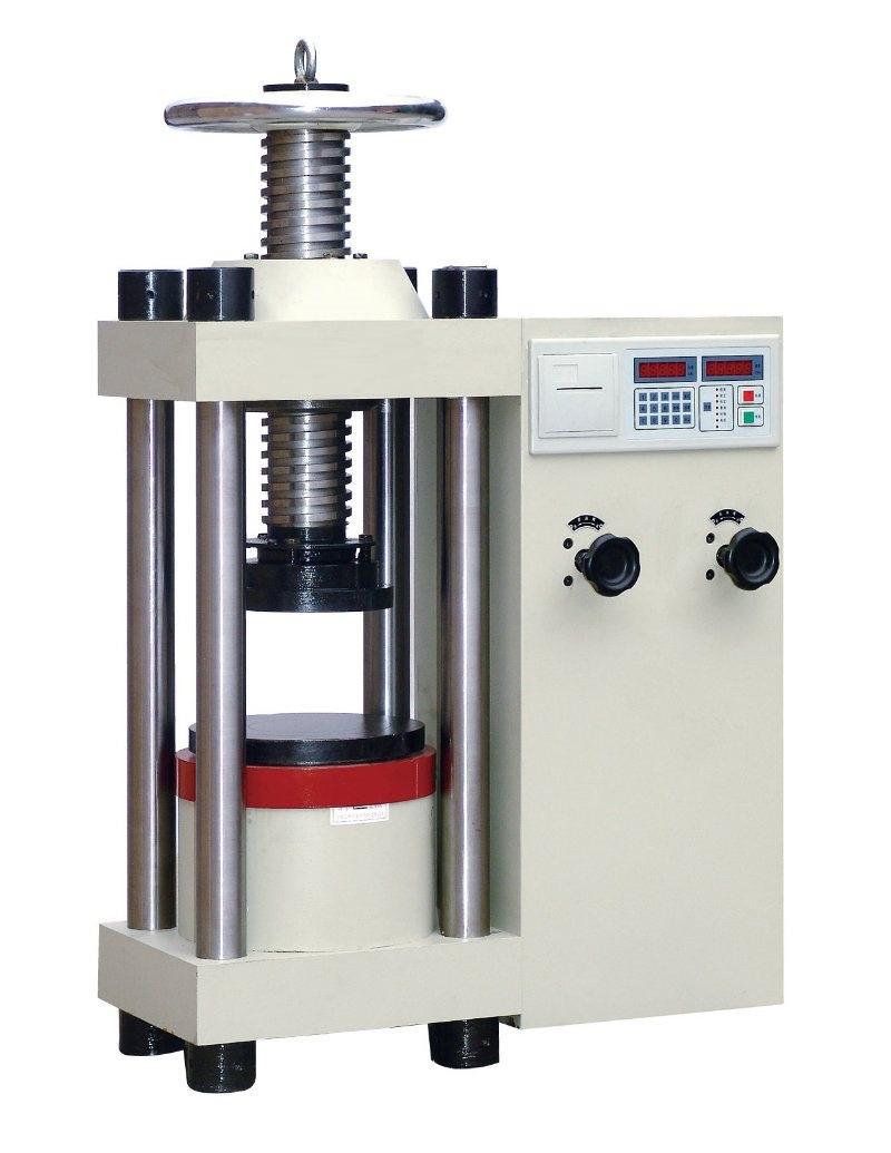 旭联YES-2000型数显式混凝土压力试验机