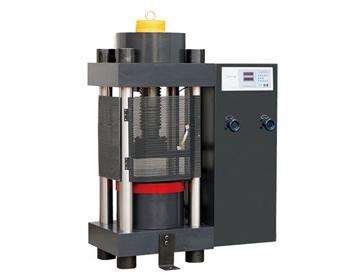YES-3000型数显式压力试验机(电动丝杆)