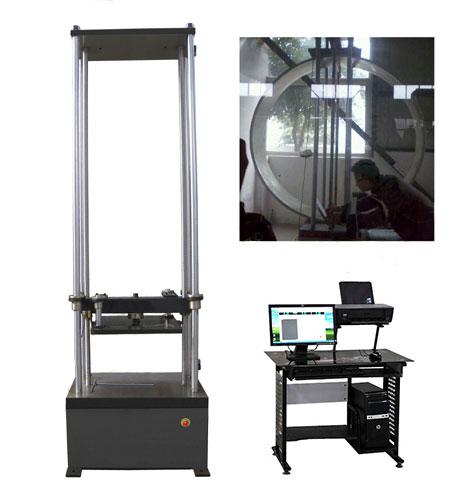 新标准2米管材环刚度试验机