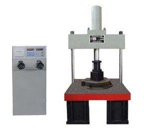 工厂自检数显式井盖压力试验机