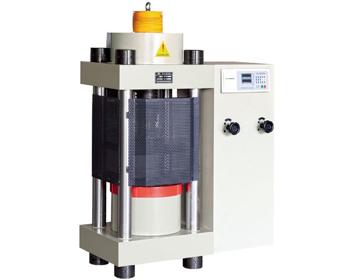 电动款YES-2000B混凝土压力试验机