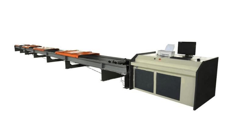 煤矿窄轨车辆连接插销卧式拉力试验机