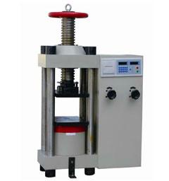 YES-2000数显式压力试验机详
