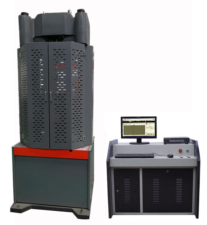 电液伺服液压万能试验机