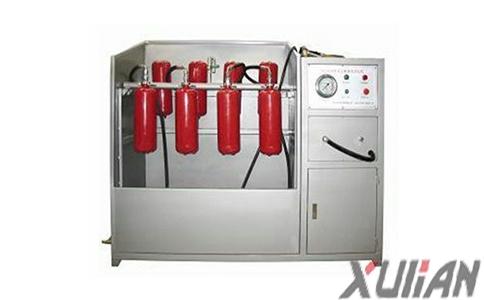 液化气钢瓶气密性试验机