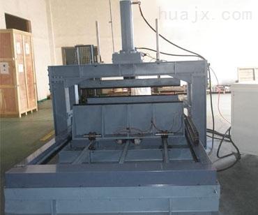 XLTY-W300KN玻璃钢格栅专用载荷试验机